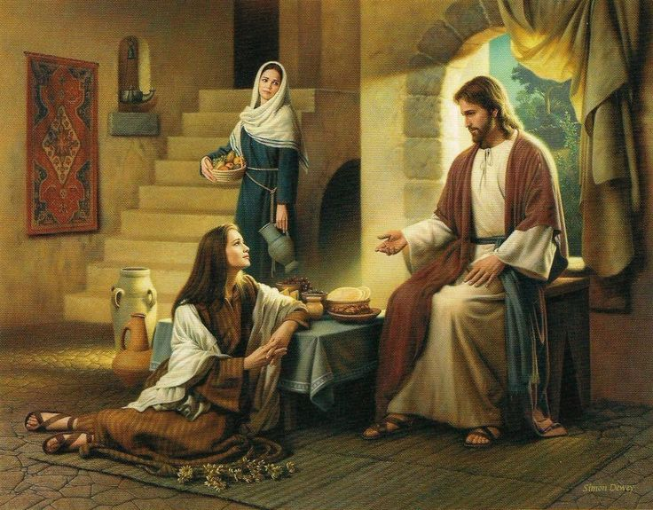 Image result for Sit at the feet of Jesus